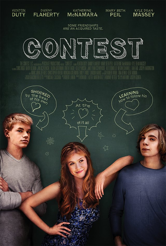 contest poster Exclusive Interview: Kenton Duty Discusses Contests Anti Bullying Stance