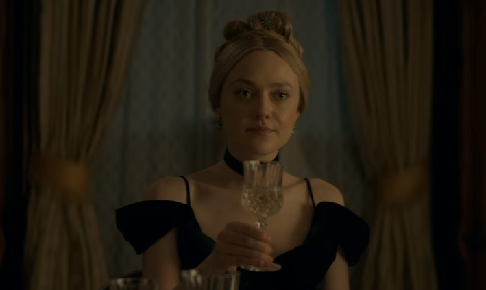 dakota fanning the alienist