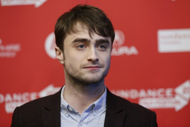 daniel radcliffe sundance 2013 Daniel Radcliffe Laughs About Onset Prank & Talks Potter Co stars At Sundance 2013 (Video)