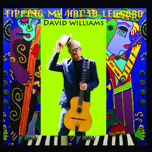 """Tipping My Hat To Leonard"" by David Williams"