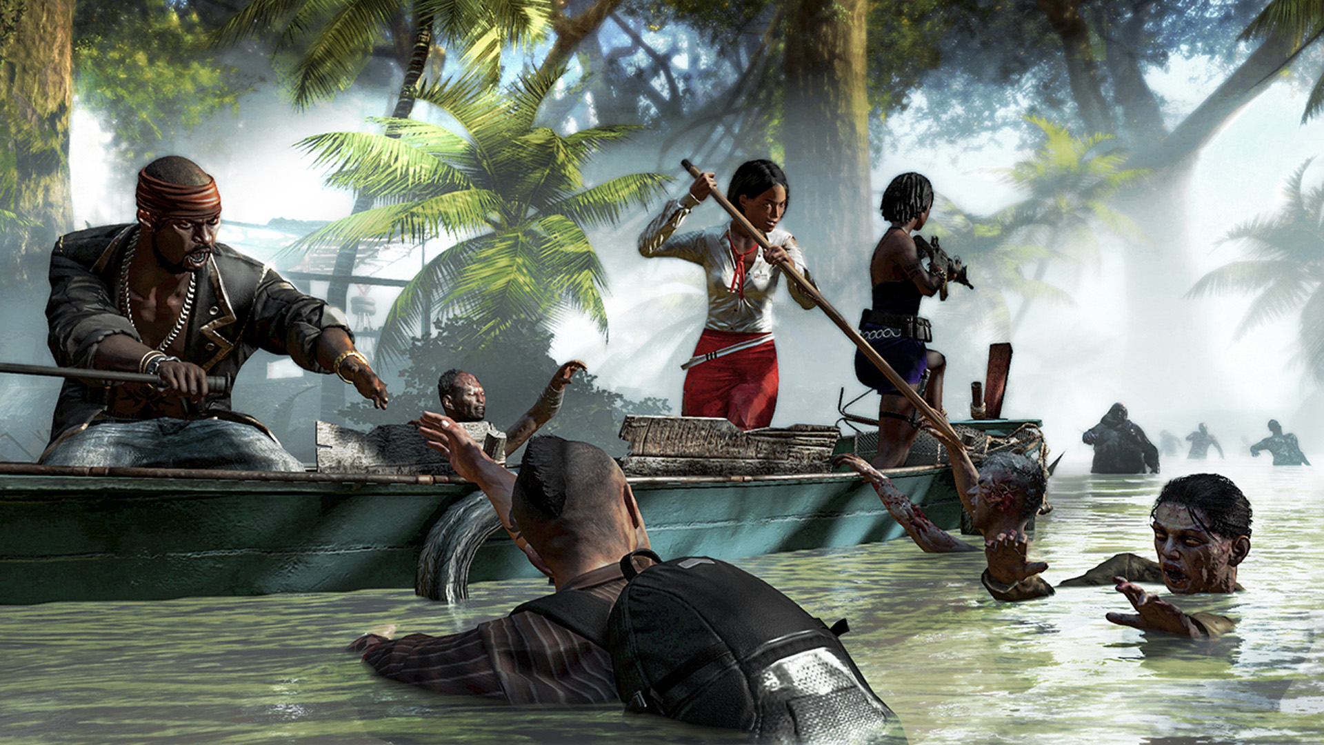 dead island riptide Dead Island Riptide They Thought Wrong Gameplay Trailer