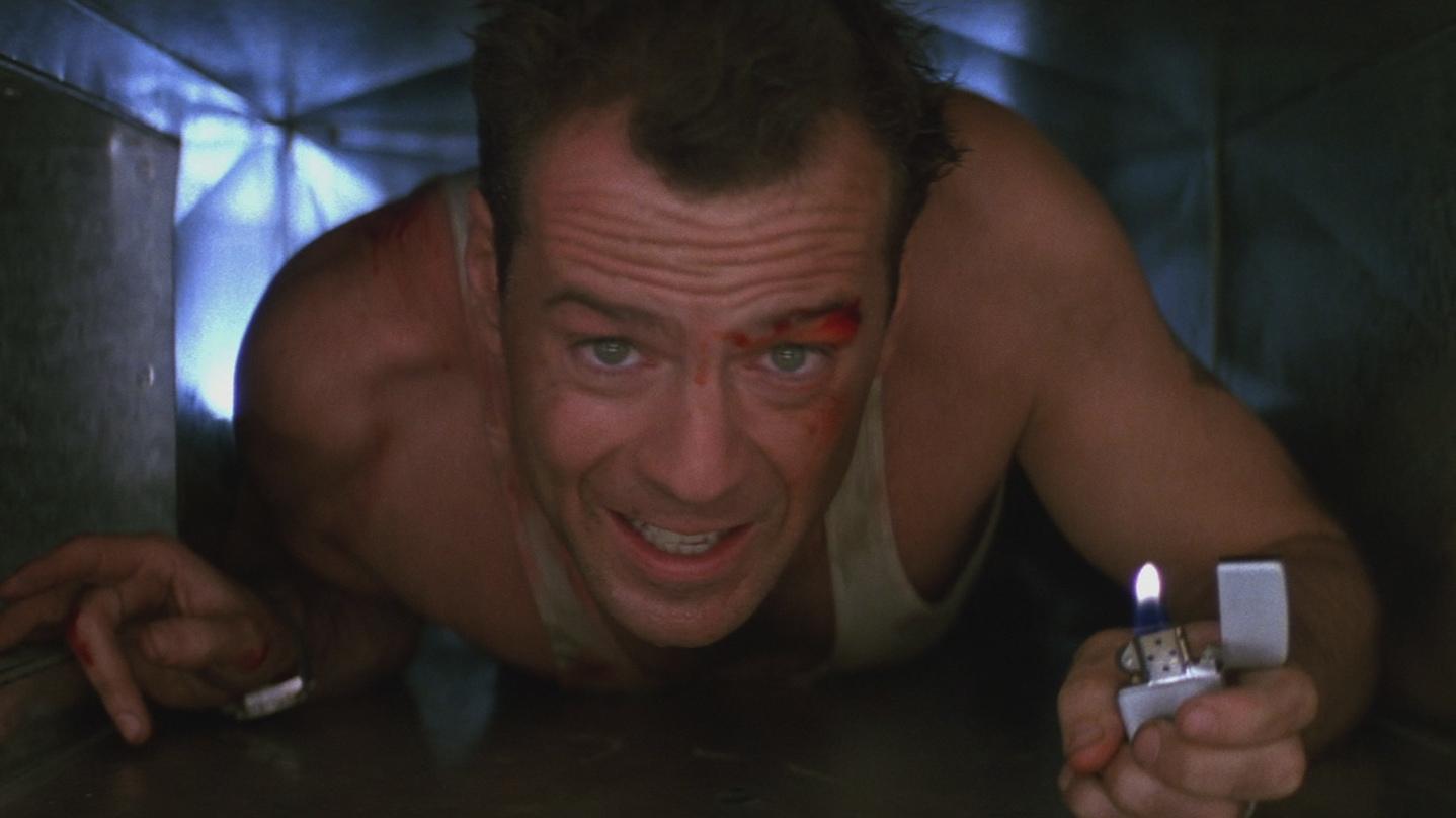 die hard 1 Die Hardest: A Retrospective   Die Hard (1988)