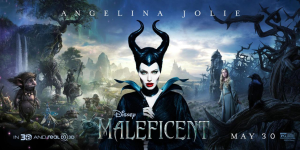 disney maleficent banner poster.jpg Disneys Maleficent Gets A New Banner Poster