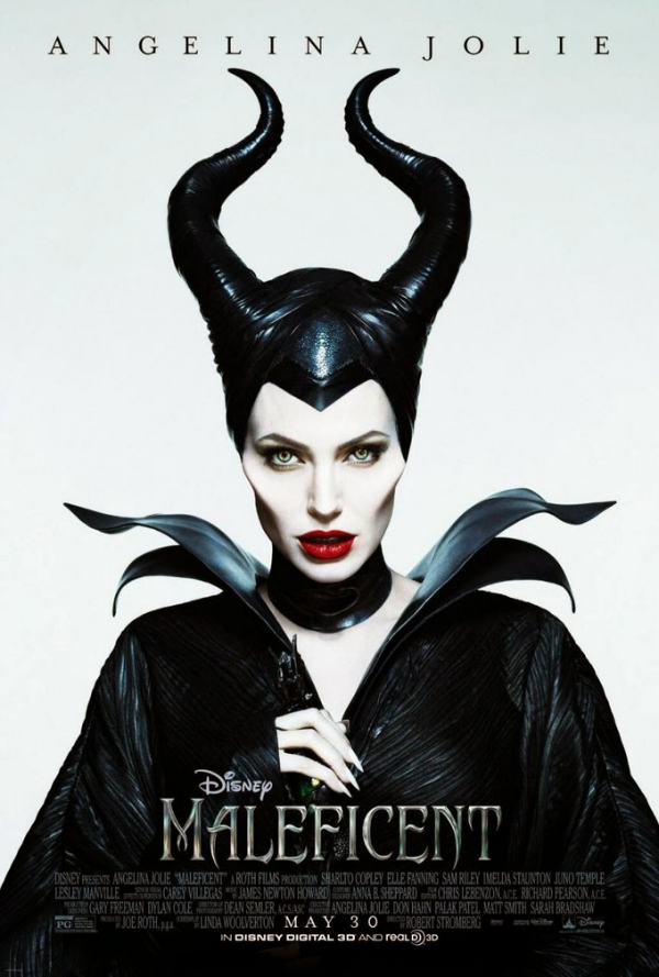 disney maleficent character poster.jpg Disneys Maleficent Gets A New Poster