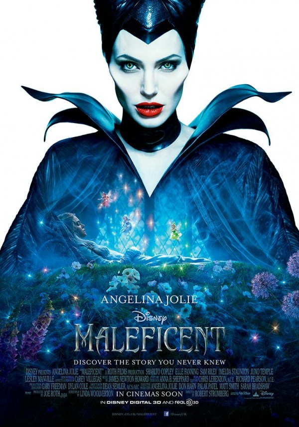 disney maleficent sleeping beauty movie poster.jpg Disneys Maleficent Gets A New Poster