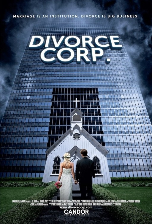 divorce corp poster Divorce Corp. Movie Review