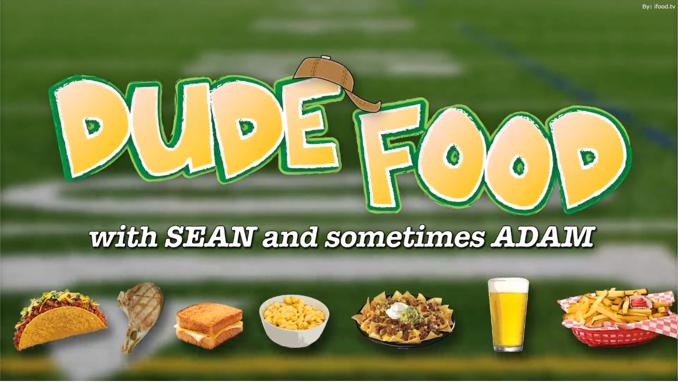 dude food logo Watch Dude Food for Free on FilmOn