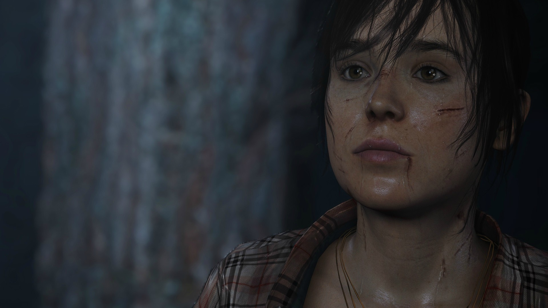 ellen page beyond e3 two souls Beyond Two Souls Willem Dafoe Reveal Trailer