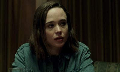 ellen page in the cured