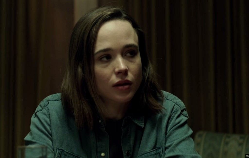 Ellen Page Vs — The Cured Trailer
