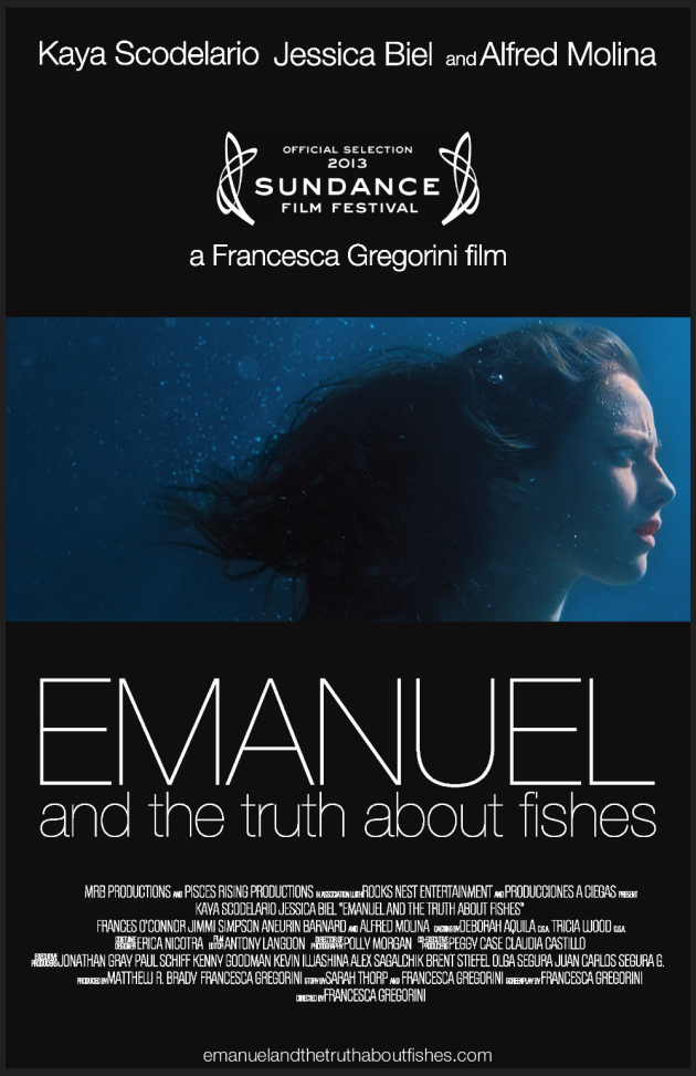 emanuel and the truth about fishes New Poster For Emanuel and the Truth About Fishes Released