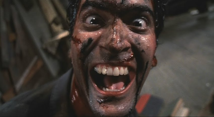 evil dead bruce campbell1 Los Angeles   See All Four Evil Dead Films April 4th