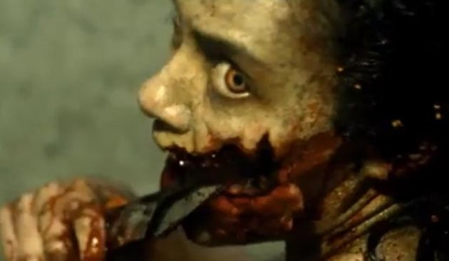 evil dead gross girl zombie Wicked New Trailer for The Evil Dead