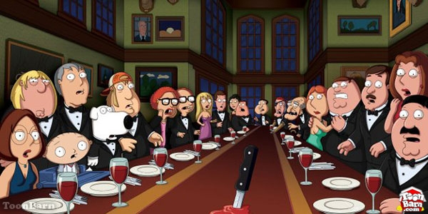 family guy volume 11 DVD Review: Family Guy Volume 11, Phineas and Ferb, Blood and Dark Girls