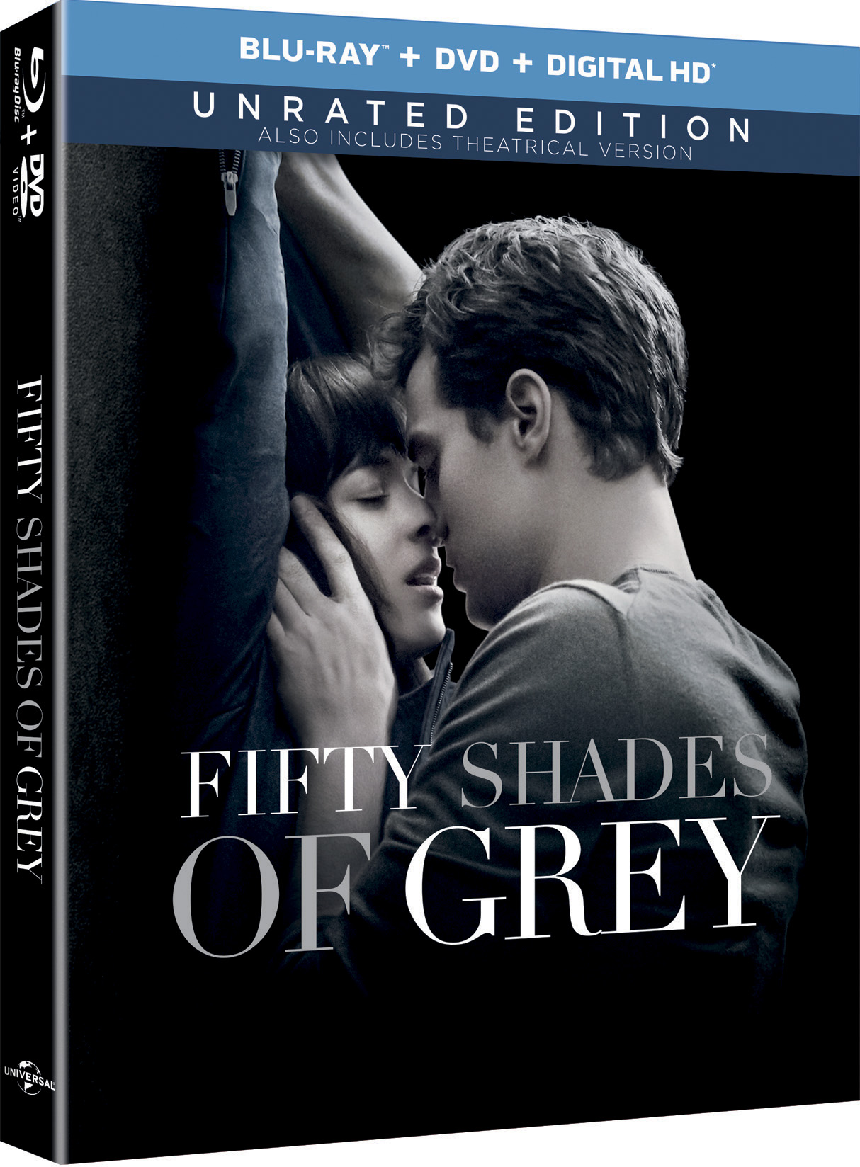 Fifty Shades of Grey Blu-ray/DVD