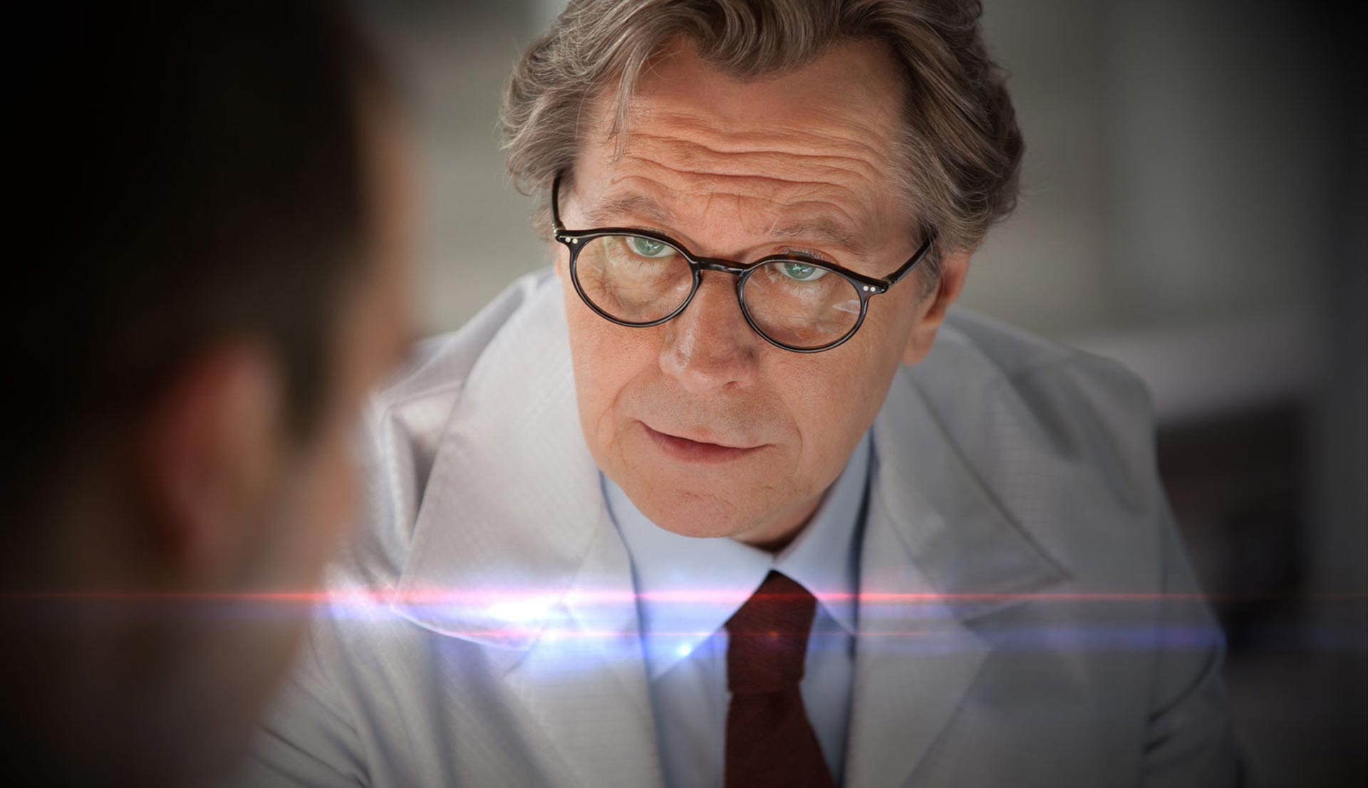 gary oldman robocop Interview: Gary Oldman Talks RoboCop and Google Research