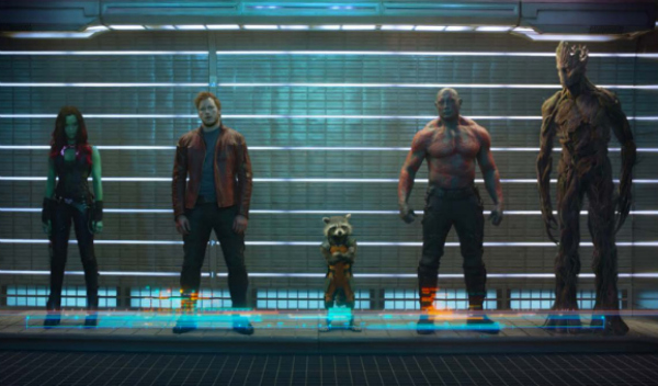 gaurdians of the galaxy group lineup Guardians Of The Galaxy Gets A New Official Image From Disney And Marvel Studios