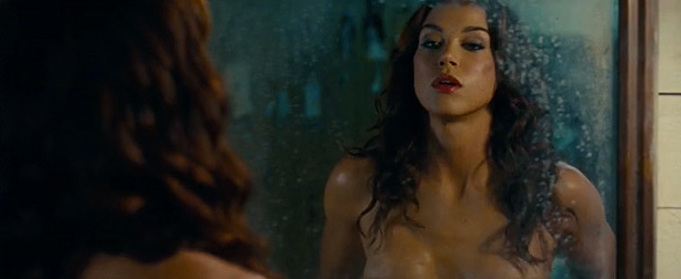 G.I. Joe: Retaliation Topless Girl