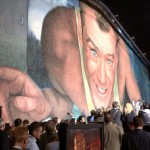 good day to die hard mural 150x150 Interview: Bruce Willis, Jai Courtney, and John Moore Talk A Good Day To Die Hard