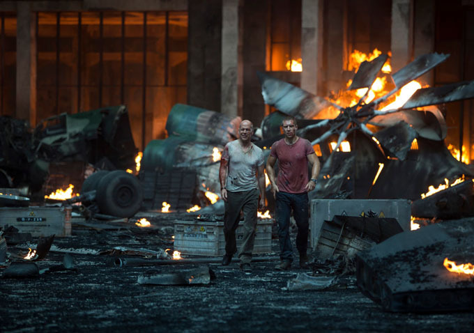 Epic New Still from A Good Day To Die Hard