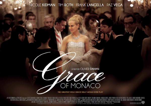 grace of monaco movie poster.jpg Grace of Monaco Gets A New Poster
