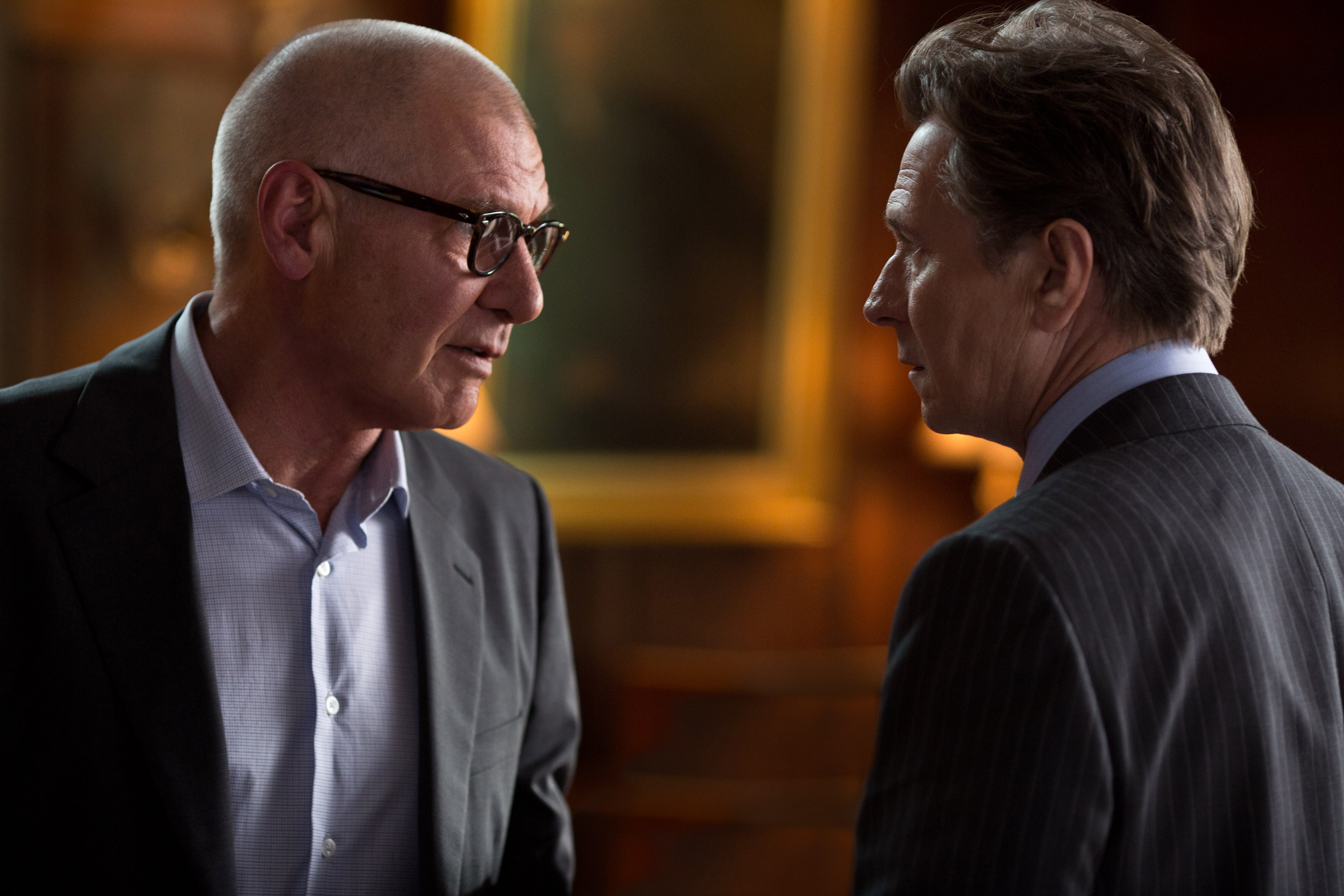 harrison ford and gary oldman in paranoia Interview with Paranoia Director Robert Luketic