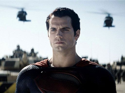 Henry Cavill from Superman: Man of Steel