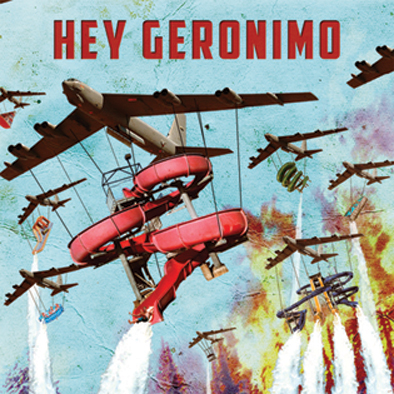 hey Geronimo Celebrate The Coming Weekend With Hey Geronimo