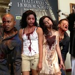 Halloween Horror Nights Universal 8-28-2013