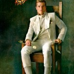 hunger games catching fire peeta poster 150x150 Lionsgate Reveals First Look At Effie Trinket And Ceaser Flickerman In Catching Fire