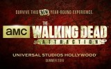 Universal Studios Hollywood Takes on the Zombie Apocalypse with The Walking Dead Walk-Through Attraction
