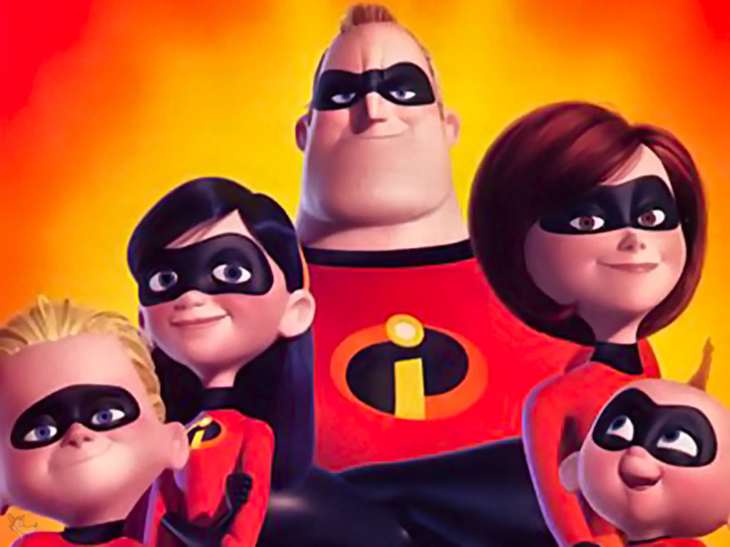 Disney reveal they are working on 'The Incredibles 2'
