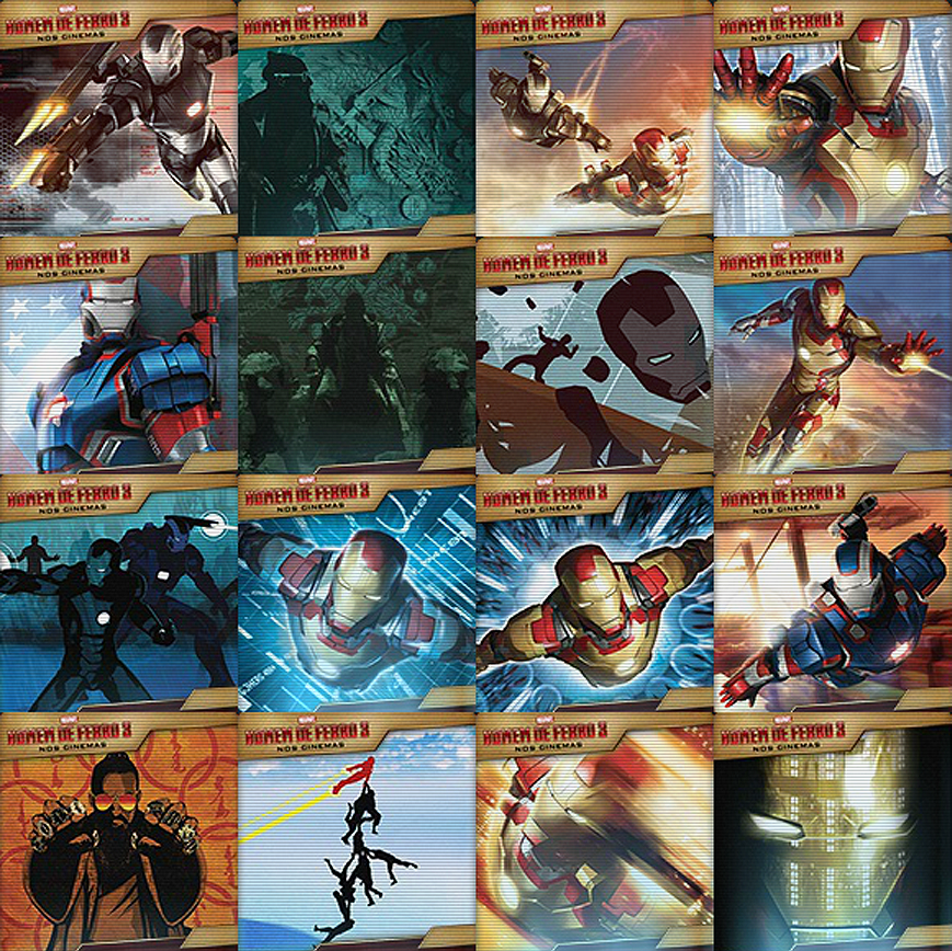 iron man 3 international artwork compilation New Iron Man 3 Promotional Artwork Discovered