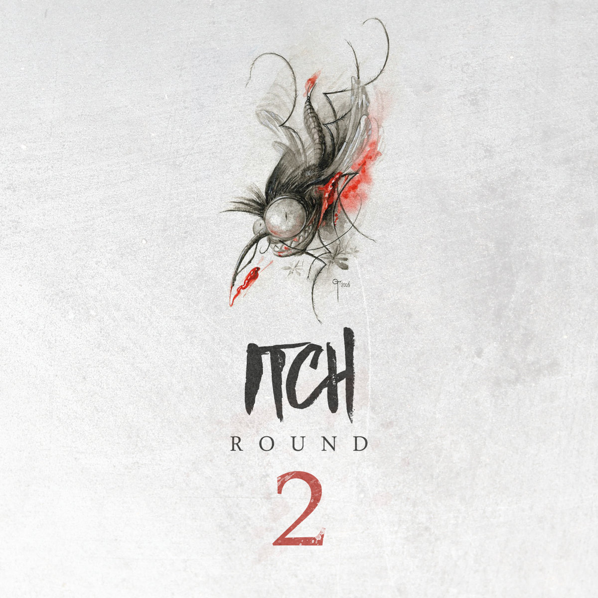 Itch Round 2 Album Cover