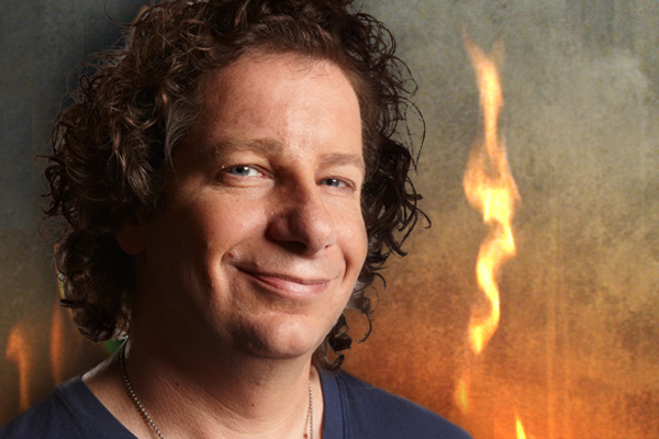 jeff ross the burn Interview: Jeff Ross Talks The Burn with Jeff Ross