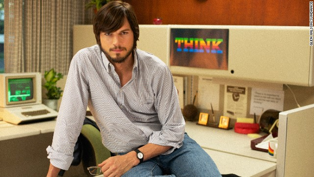 jobs ashton kutcher review Jobs Movie Review