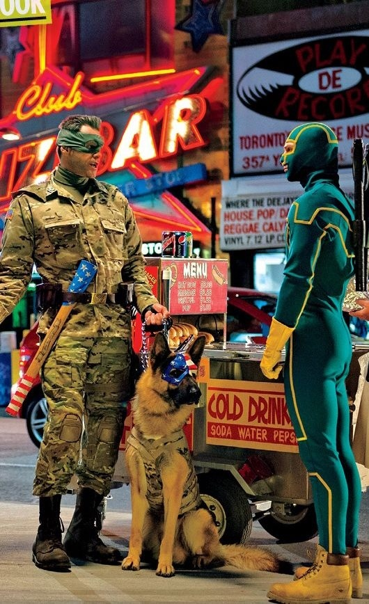 Movie Still from Kick-Ass 2