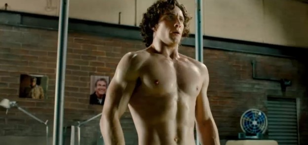 kick-ass 2 shirtless aaron kickass