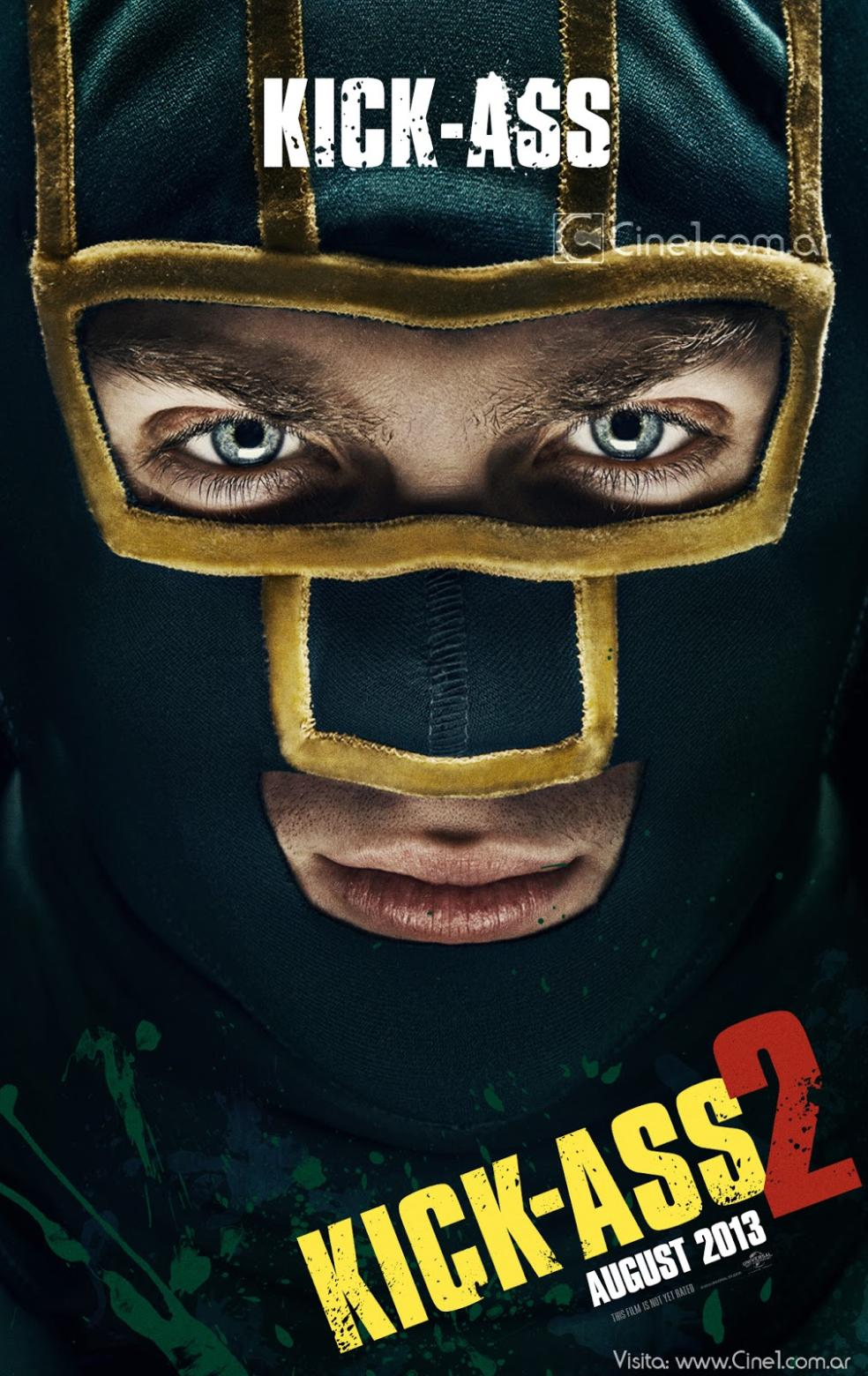 kickass 2 1 Six Kick Ass 2 Posters Released