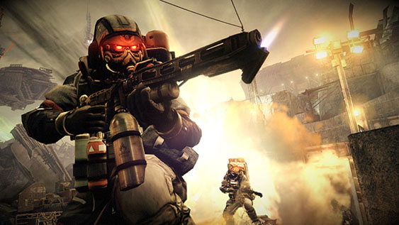 killzone mercenary Killzone Mercenary Debut Gameplay Trailer