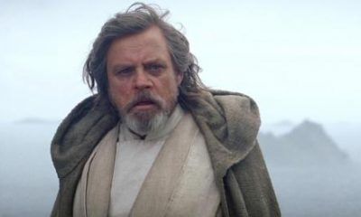 Luke Skywalker From Star Wars: The Last Jedi
