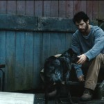 man of steel dog 150x150 New Behind the Scenes Photo of Superman from Man of Steel