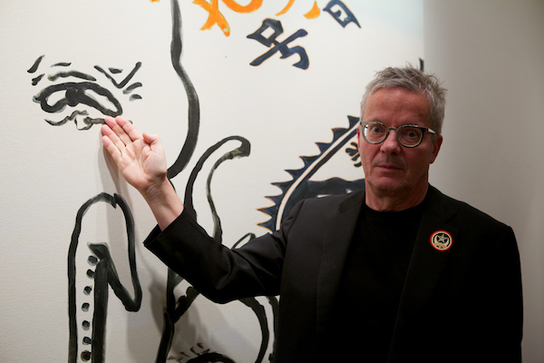 mark mothersbaugh 2 Interview: Mark Mothersbaugh On Creating The Music For The Lego Movie