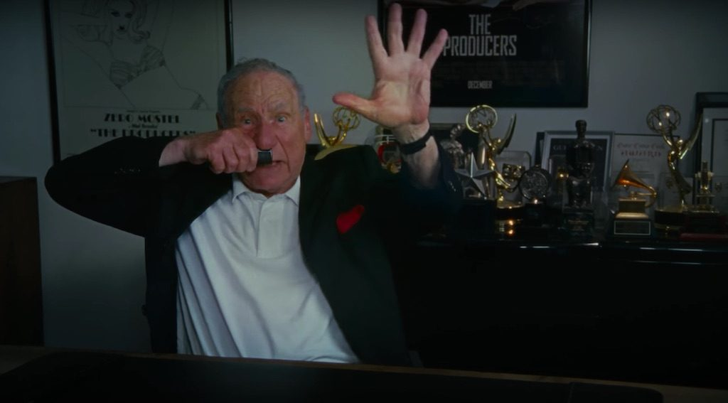 mel brooks hitler last laugh