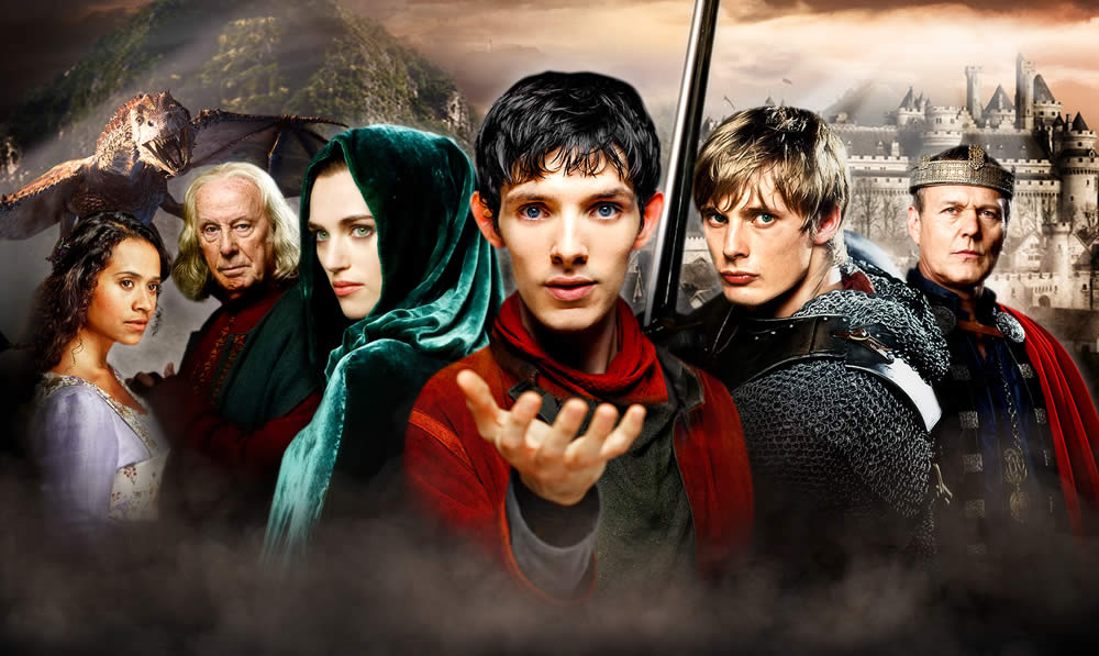 merlin season 4 Soothsayers Cast Judgement On Merlin Episode The Disir