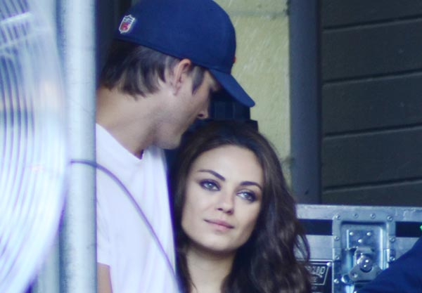 milashockya Mila Kunis and Ashton Kutcher are engaged, according to reports
