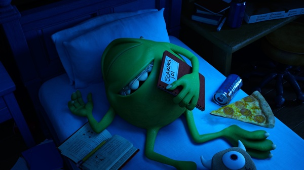 monsters university mike 1 Interview: Billy Crystal On Voicing Young Mike In Monsters University