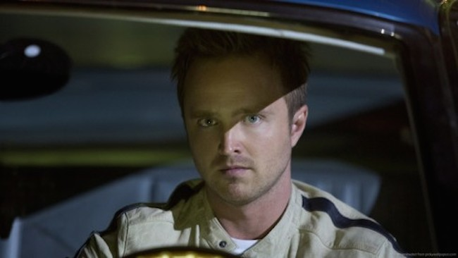 need for speed 1 Interview: Aaron Paul On Need For Speed, Life Post Breaking Bad