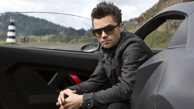 need for speed dominic cooper 1 Interview: Dominic Cooper On Need For Speed, Warcraft