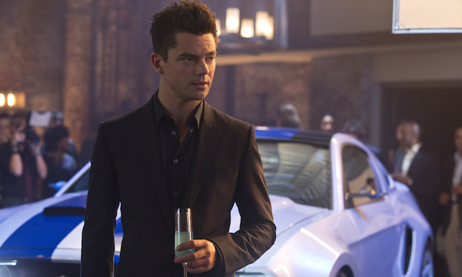 need for speed dominic cooper 2 Interview: Dominic Cooper On Need For Speed, Warcraft